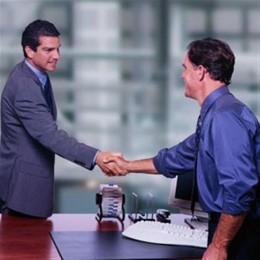Ведение переговоров, заключение сделки