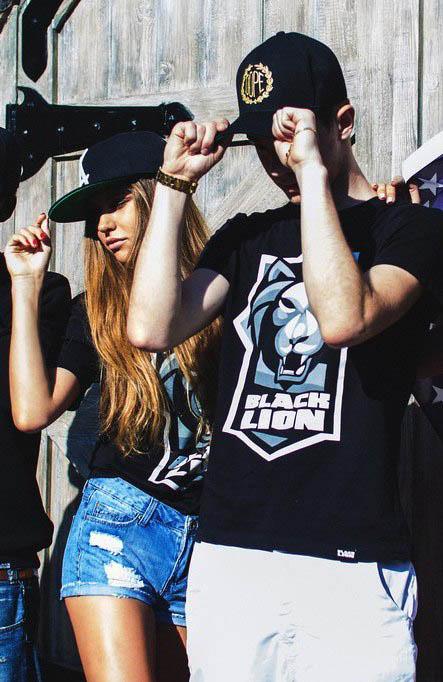 Открытие интернет магазина, бренд Black Lion