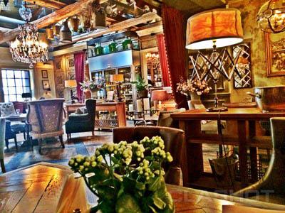 Ресторанный бизнес, Онегин Дача