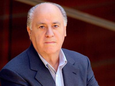 Бизнесмен Амансио Ортега. Основатель Зара.