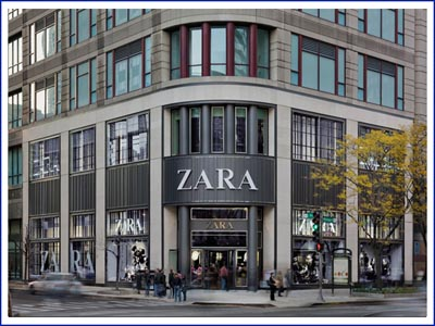 Zara, мода, бизнес, одежда.