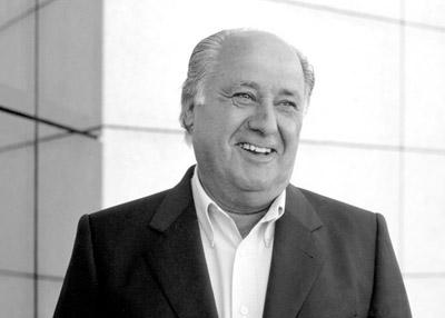 Веселый Амансио Ортега