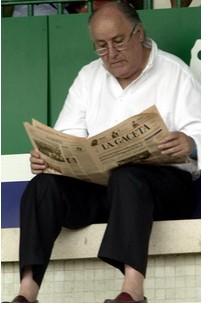 Амансио Ортега, скромный миллиардер.
